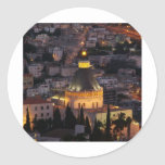 Nazareth, the city of Jesus parents Sticker