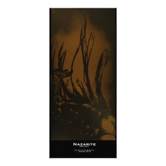 """Nazarite"" Value Bookmark Rack Card"