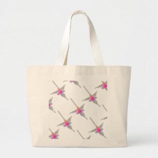 Nazca alinea los colibríes - versión tejada bolsa