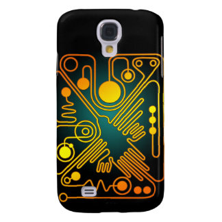 Nazca Hummingbird (G) Galaxy S4 Cases