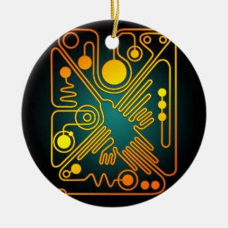 Nazca Hummingbird (G) Ceramic Ornament