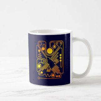 Nazca Hummingbird (G) Coffee Mug