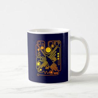 Nazca Hummingbird Classic White Coffee Mug