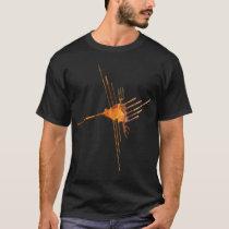 Nazca Hummingbird rust T-Shirt