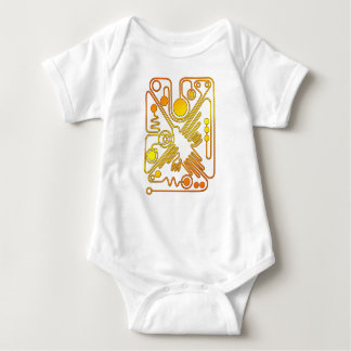 Nazca Hummingbird Tshirt