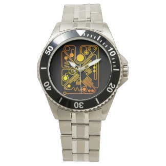 Nazca Hummingbird Wristwatch