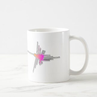 Nazca Lines Hummingbird Coffee Mug