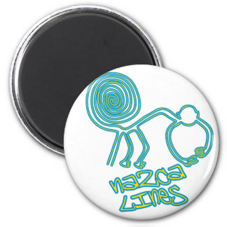 Nazca_Lines Imanes Para Frigoríficos