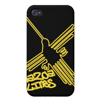 Nazca_Lines iPhone 4/4S Cover