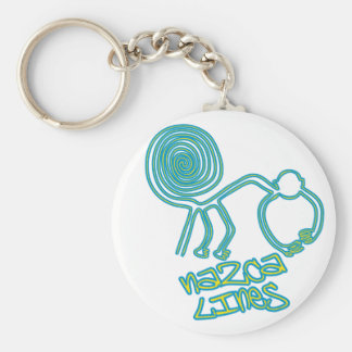 Nazca_Lines Keychain