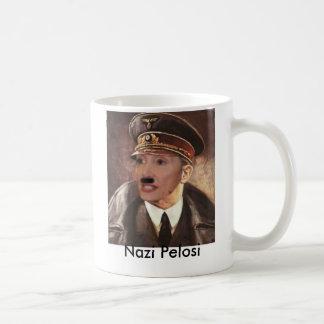 Nazi Pelosi Coffee Mug
