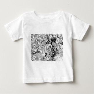 Nazi Railroad Yards Bombed in Operation Strangle Baby T-Shirt