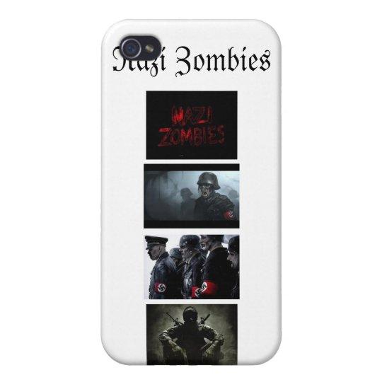 Nazi Zombies iPhone 4/4S Case