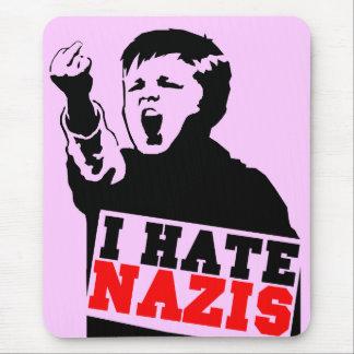 nazis del odio alfombrillas de ratones