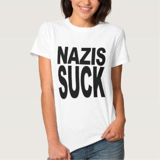 Nazis Suck T-shirt
