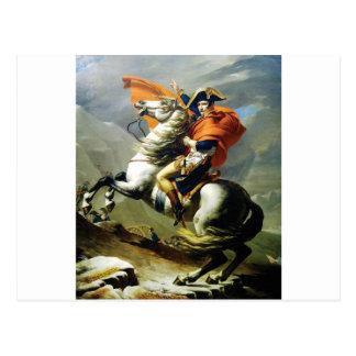 nb horse charge postcard