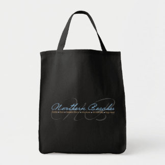 NB Style Grocery Tote Bag
