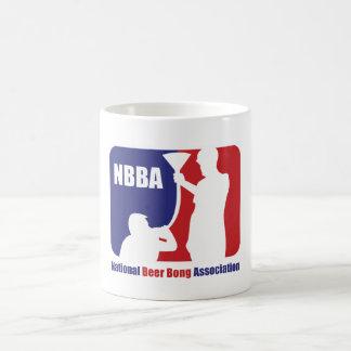 NBBA, cerveza de Nationatl Bong la asociación Taza De Café