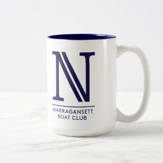 NBC Mug with Crest and N Logo