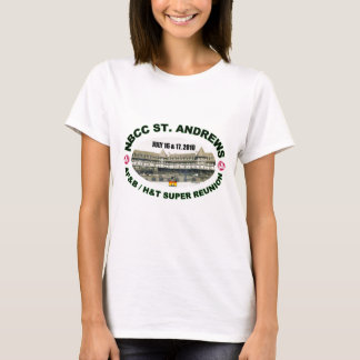 NBCC ST. ANDREWS AF&B / H&T SUPER REUNION FITTED T-Shirt