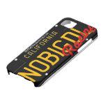 NBD BLCKPL8 que compite con I5 iPhone 5 Cárcasa