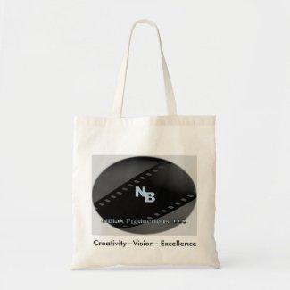 NBlak Productions Tote Bag