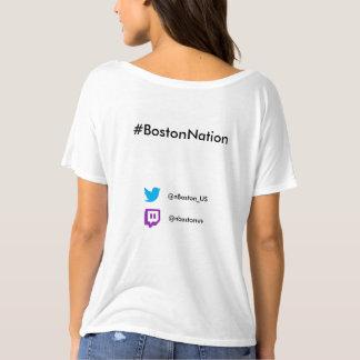 nBoston Woman's Boyfriend Tee