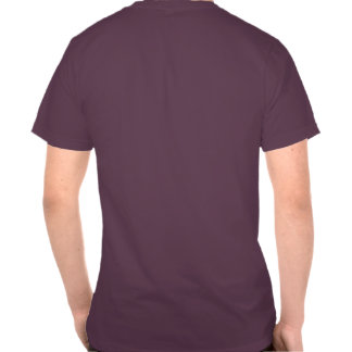 NBW Purple Girlfriend Tee Shirt