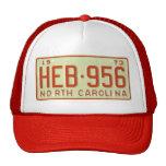 NC73 MESH HATS