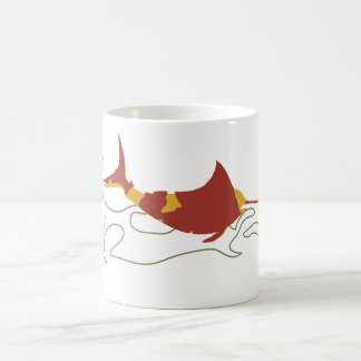 nc 0412 Marlin Coffee Mug