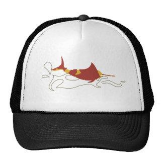 nc 0412 Marlin Trucker Hats
