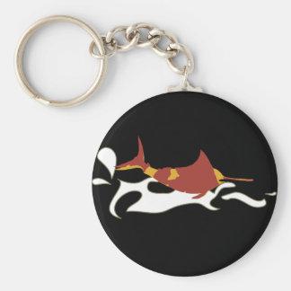 nc 0412 Marlin Keychain