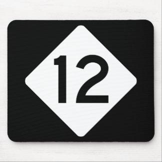 NC 12 MOUSEPADS