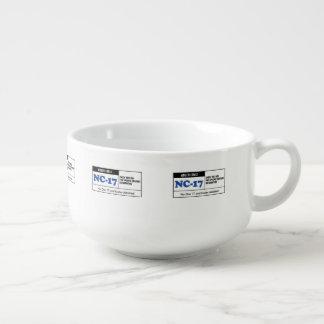 NC-17 clasificado Cuenco Para Sopa