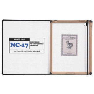 NC-17 clasificado iPad Cobertura