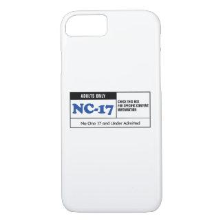 NC-17 clasificado Funda iPhone 7