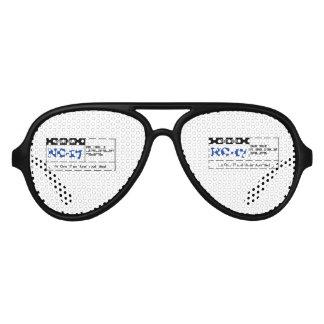 NC-17 clasificado Gafas De Sol
