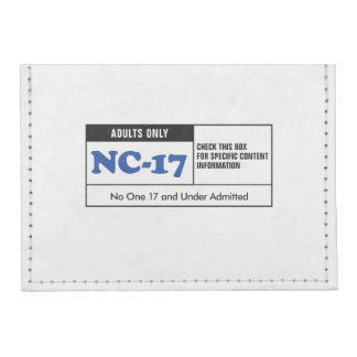 NC-17 clasificado Tarjeteros Tyvek®