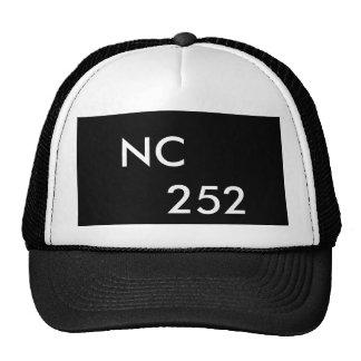 NC        252 GORRAS