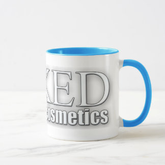 NC-Blue Handle Mug