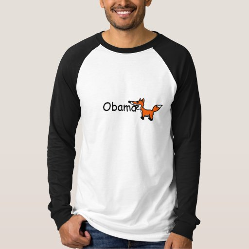 NC camisa del Fox de Obama