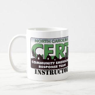 NC CERT Inst Coffee Mug