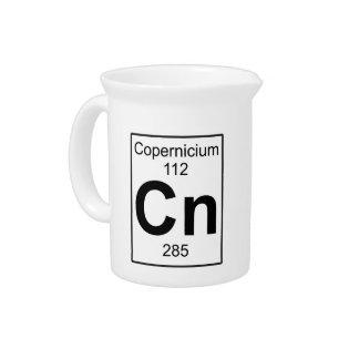 NC - Copernicium Jarra Para Bebida