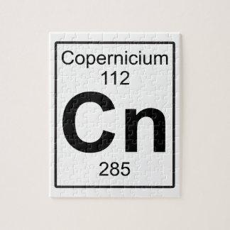 NC - Copernicium Rompecabeza