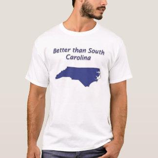 NC is better T-Shirt
