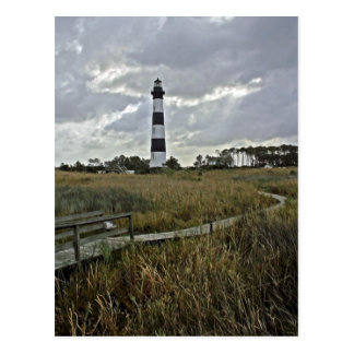 NC Lighthouse Postcard