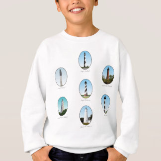 NC Lighthouses Combo Two Sweatshirt