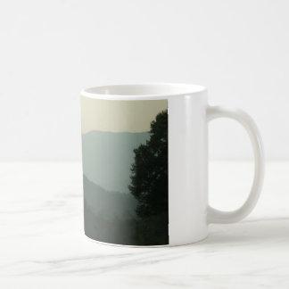 NC Mountains Coffee Mug