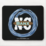 NC O-Banx (d) Alfombrilla De Ratón