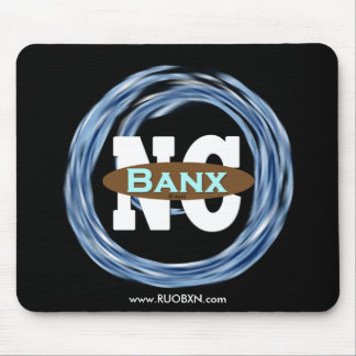 NC O-Banx (D) Mouse Pad